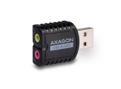 AXAGON ADA-10, USB2.0 - stereo audio MINI adaptér