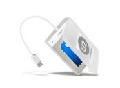 AXAGON ADSA-1S, USB2.0 - SATA HDD/SSD adaptér vč. 2.5 pouzdra