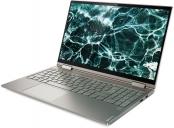 Lenovo YOGA C740-15IML   i5-10210U  4,20GHz/8GB/SSD 512GB/15,6 FHD/IPS/AG/TOUCH/250nitů/ActivePen/FPR/WIN10 stříbrná