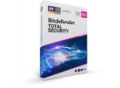 Bitdefender Total Security 2020 10 zařízení  na 1 rok BOX