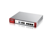 Zyxel ZyWALL USG110 UTM BUNDLE, Security UTM solution: Firewall, VPN: 100x IPSec/ 150x SSL (25 default ), 6x 1Gbps (4x L
