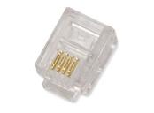 DATACOM Plug UTP CAT3 6p4c- RJ11 lanko - 100 pack
