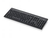 Fujitsu klávesnice KB410 Black Slim USB CZ SK