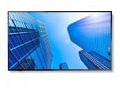 NEC 55 MultiSync E557Q - VA LED/3840x2160/4000:1/8ms/350cd/m2/VGA/3 x HDMI/ 16/7 proof/ Media Player/černý