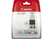Canon cartridge CLI-551 C/M/Y/BK PHOTO VALUE
