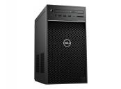 Dell Precision 3630 Tower - MT - 1 x Core i7 9700K / 3.6 GHz - RAM 16 GB - SSD 256 GB, HDD 1 TB - DVD-zapisovačka - Quadro P2200 - GigE - Win 10 Pro 64-bit - vPro - monitor: žádný