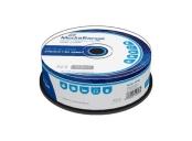 MEDIARANGE BD-R BLU-RAY 50GB 6x Dual Layer spindl 25ks
