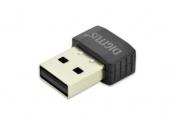 DIGITUS Mini Bezdrátový 11AC USB 2.0 adaptér, 433 Mbp, 2,4 / 5GHz dual band, Realtek RTL8811AU 1T1R 8,5 x 16,4 x 22 mm
