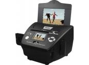 ROLLEI skener DF-S 240 SE/ Negativy + Vizitky + Fotky/ 5Mpx/ 1800dpi/ 2,4 LCD/ SDHC/ USB