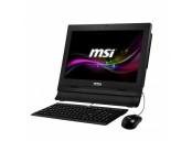 MSI Pro 16T 10M-001XEU /Celeron 5205U Comet lake/4GB/Black/15,6 eDP HD ST/UHD Graphics/256GB SSD/Hdd Caddy/noOS