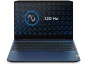 Lenovo IdeaPad GAMING 3 AMD Ryzen 5 4600H 4,00GHz/8GB/SSD 512GB/15,6 FHD/IPS/250nitů/GeForce GTX1650Ti 4GB/MYŠ/WIN10