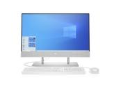 "HP AIO 24-dp0007nc/23,8"""" IPS FHD AG/Core i5-10400T/8GB/512GB SSD/Intel UHD 630/5xUSB/1xHDMI/RJ45/Win 10 Home/Silver"