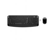 HP  Bezdrátová klávesnice a myš HP 300 EN