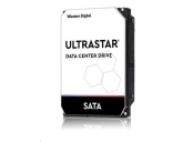 WD Ultrastar® HDD 8TB (HUS728T8TALE6L4) DC HC320 3.5in 26.1MM 256MB 7200RPM SATA 512E SE (GOLD WD8003FRYZ)