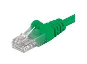 PremiumCord Patch kabel UTP RJ45-RJ45 CAT6 5m zelená