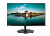 Lenovo LCD P24q-20 23.8 IPS/16:9/2560x1440/300cd/1000:1/3M:1/4ms/Pivot/Vesa/HDMI 1.4/DP 1.2/DP 1.2 out/USB Hub/Černý