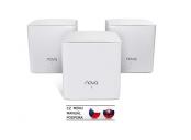 Tenda MW5c (3-pack) Nova - Wireless Mesh Gigabit Router 802.11ac/a/b/g/n,1200 Mb/s