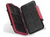 COVER IT pouzdro na paměťové karty - 12x SD + 12x microSD