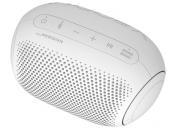 LG PL2W Bluetooth přenosný reproduktor bílý