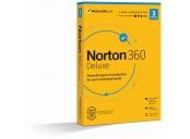 NORTON 360 DELUXE 25GB CZ 1uživatel pro 3 zařízení na 12 měsíců_Box