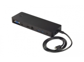 Portreplicator USB-C, LIFEBOOK U7x7, E54x E55x, U93x s adaptérem