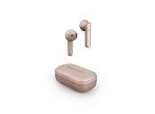 ENERGY Earphones Style 3 True Wireless Rose, bezdrátové Bluetooth pecky pro absolutní svobodu při poslechu hudby