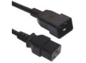 PremiumCord prodlužovací kabel IEC 320 C19 na C20, délka 3m