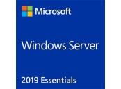 OEM Win Svr Essentials 2019 64Bit CZ 1pk DVD 1-2CPU
