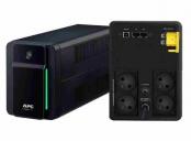 APC Back-UPS BXM 1200VA (650W), AVR, USB, české zásuvky