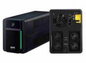 APC Back-UPS BXM 2200VA (1400W), AVR, USB, české zásuvky