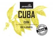 Pražená zrnková káva - Cuba Serrano Lavado (500g)