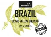 Pražená zrnková káva - Brasil Yellow Bourbon (500g)