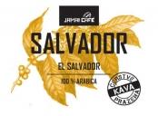 Pražená zrnková káva - El Salvador (1000g)