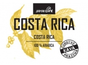 Pražená zrnková káva - Costa Rica (500g)
