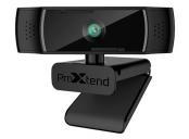 """ProXtend webkamera X501 Full HD PRO, USB, mikrofon, 1/2.7"""" CMOS, Autofocus, Anti-spy, LowLight černá - ZÁRUKA 5 LET"""