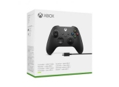 XBOX X Wireless Controller + Cable for Windows 10 (PC/XSX)