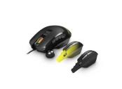 ENERGY Gaming Mouse ESG M5 Triforce (herní myš s RGB osvětlením, upravitelná hmotnost, až 15 programovatelných tlačítek)