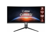 MSI Gaming monitor Optix MAG301CR2, 29.5 zakřivený /2560 x 1080 (WFHD)/VA LED, 200Hz/1ms/3000:1/300cd / m2 /2xHDMI/DP/USB-C