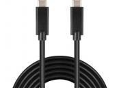 PremiumCord kabel USB-C (USB 3.2 generation 2x2, 3A, 20Gbit/s)  1m