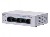 CBS110 Unmanaged 5-port GE, Desktop, Ext PS