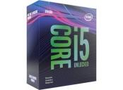 Intel Core i5 9600KF - 3.7 GHz - 6-jádrový - 6 vláken - 9 MB vyrovnávací paměť - LGA1151 Socket - Box