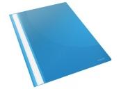 Desky s rychlovazačem Esselte VIVIDA, modrá