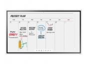 Samsung Flip 2 WM65R - 65 Třída úhlopříčky WMR Series displej LCD s LED podsvícením - interaktivní - s dotyková obrazovka - 4K UHD (2160p) 3840 x 2160 - osvětlený na okraji
