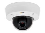 AXIS P3224-V MKII Network Camera - Síťová bezpečnostní kamera - kupole - prachotěsný / odolný proti vandalismu - barevný (Den a noc) - 1280 x 960 - 720p - varifokální - LAN 10/100