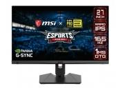 MSI Gaming monitor Optix MAG274QRF-QD, 27/2560x1440 (WQHD)/Rapid IPS, 165Hz/1ms/1000:1/300cd / m2/2x HDMI/DP/USB-C/USB
