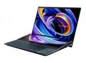 ASUS ZenBook Pro Duo OLED UX582LR-H2002T i9-10980H/32GB/1TB SSD/RTX 3070/15,6 dotykový 4K/OLED/Win10/modrý