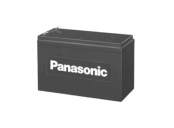 Panasonic LC-R127R2PG1 (12V; 7,2Ah; faston F2-6,3mm; životnost 6-9let)