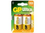 GP D Ultra alkalická - 2 ks