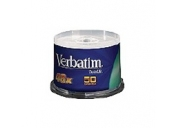 VERBATIM CD-R 80 52x EXTRA spindl 50pck/BAL
