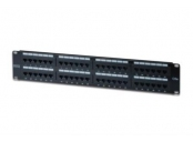 Digitus Patch Panel, CAT5E, nestíněný, 19, LSA, 2U, 48 port